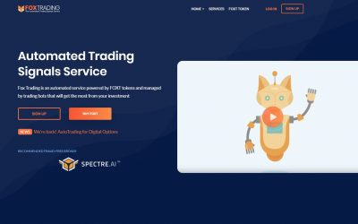 Automated binary options signals: Fox Trading